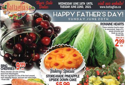 Battaglia's Marketplace Flyer June 16 to 22