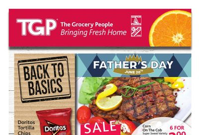 TGP The Grocery People Flyer June 17 to 23