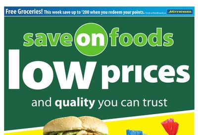 Save on Foods (AB) Flyer June 17 to 23