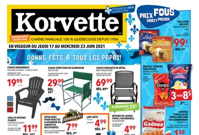 Korvette Flyer June 17 to 23