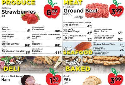 Village Food Market Flyer June 16 to 22