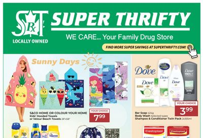 Super Thrifty Flyer June 16 to 26