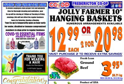 Fredericton Co-op Flyer June 17 to 23