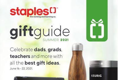 Staples Summer Gift Guide June 16 to 22