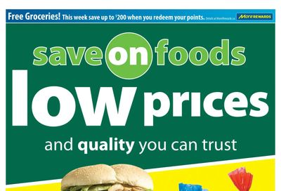 Save on Foods (SK) Flyer June 17 to 23