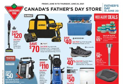 Canadian Tire (West) Flyer June 18 to 24