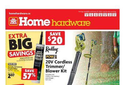 Home Hardware (Atlantic) Flyer June 17 to 23