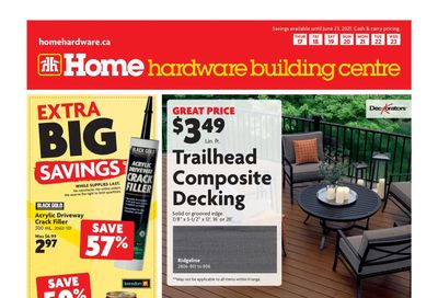Home Hardware Building Centre (BC) Flyer June 17 to 23