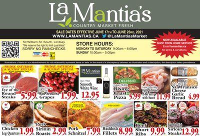 LaMantia's Flyer June 17 to 23