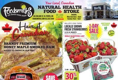 Foodsmiths Flyer June 17 to 24