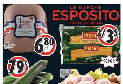 Esposito Flyer June 17 to 23