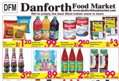 Danforth Food Market Flyer June 17 to 23