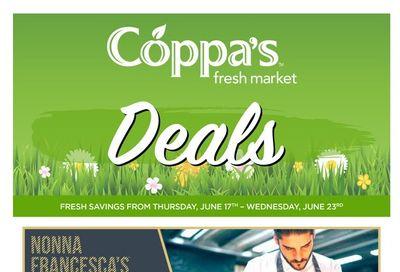 Coppa's Fresh Market Flyer June 17 to 23