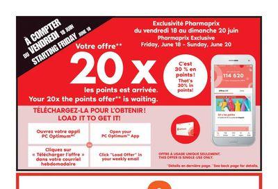 Pharmaprix Flyer June 19 to 24