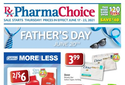 PharmaChoice (BC, AB, SK & MB) Flyer June 17 to 23