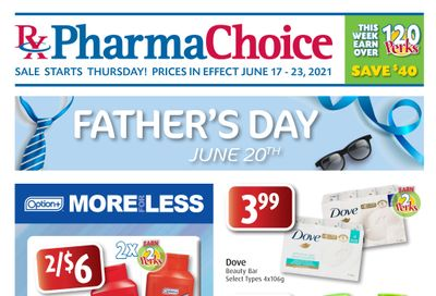PharmaChoice (ON & Atlantic) Flyer June 17 to 23