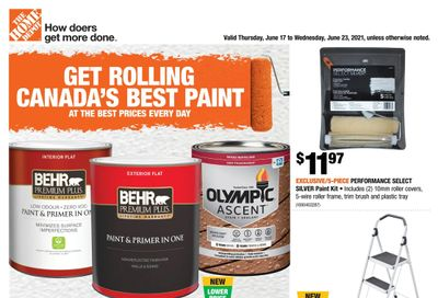 Home Depot (ON) Flyer June 17 to 23