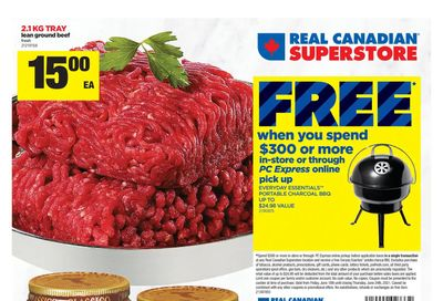 Real Canadian Superstore (West) Flyer June 18 to 24