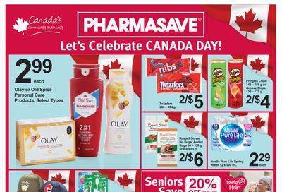 Pharmasave (ON) Flyer June 18 to 24