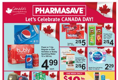Pharmasave (West) Flyer June 18 to 24