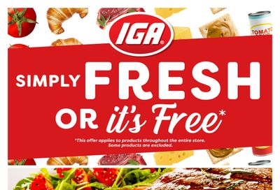 IGA Stores of BC Flyer June 18 to 24
