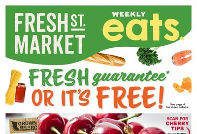 Fresh St. Market Flyer June 18 to 24