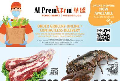 Al Premium Food Mart (Mississauga) Flyer June 17 to 23
