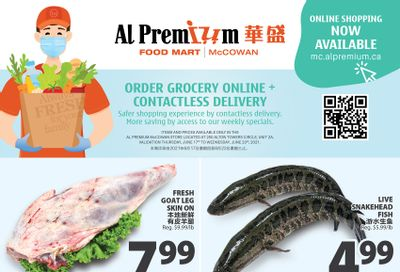 Al Premium Food Mart (McCowan) Flyer June 17 to 23