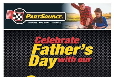 PartSource Flyer June 18 to 23