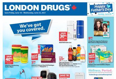 London Drugs Flyer June 18 to 23