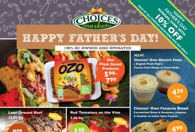 Choices Market Flyer June 17 to 23