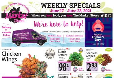 The Market Stores Flyer June 17 to 23