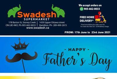 Swadesh Supermarket Flyer June 17 to 23