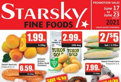 Starsky Foods Flyer June 17 to 23