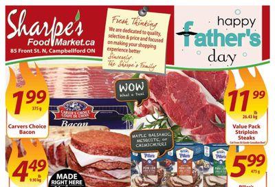 Sharpe's Food Market Flyer June 17 to 23