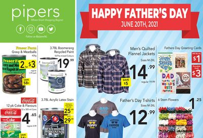 Pipers Superstore Flyer June 17 to 23