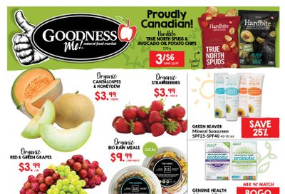 Goodness Me Flyer June 17 to 30