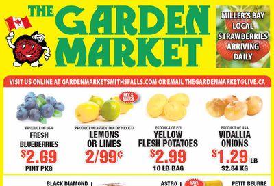 The Garden Market Flyer June 18 to 24