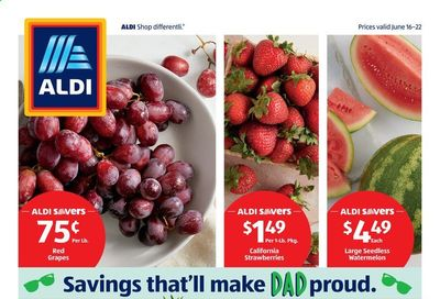 ALDI (IL, NY, OH, PA, TN, WV) Weekly Ad Flyer June 16 to June 22