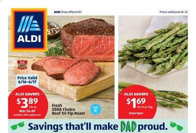 ALDI (CA) Weekly Ad Flyer June 16 to June 22