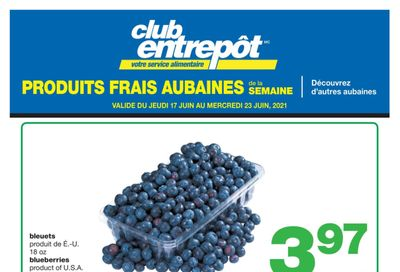Wholesale Club (QC) Fresh Deals of the Week Flyer June 17 to 23