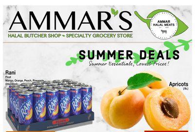 Ammar's Halal Meats Flyer June 17 to 23