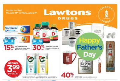 Lawtons Drugs Flyer June 18 to 24