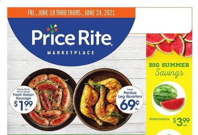 Price Rite (CT, MA, MD, NH, NJ, NY, PA, RI) Weekly Ad Flyer June 18 to June 24