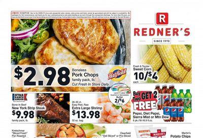 Redner's Markets (DE, MD, PA) Weekly Ad Flyer June 17 to June 23
