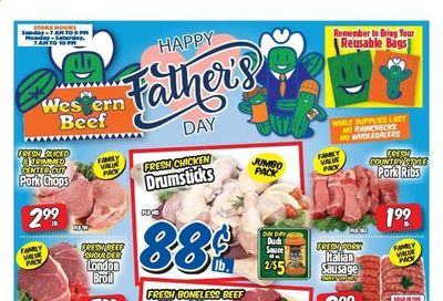 Western Beef (FL, NY) Weekly Ad Flyer June 17 to June 23