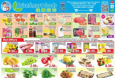 PriceSmart Foods Flyer June 17 to 23