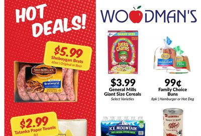 Woodman's Markets (IL, WI) Weekly Ad Flyer June 17 to June 30