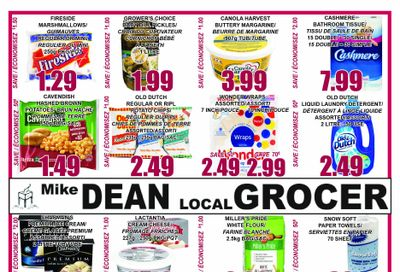 Mike Dean's Super Food Stores Flyer June 18 to 24