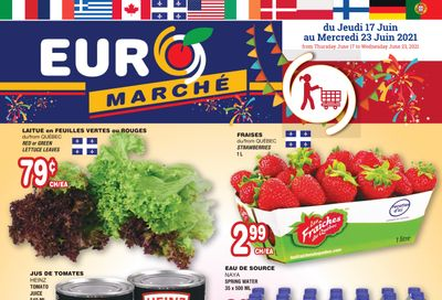 Euro Marche Flyer June 17 to 23